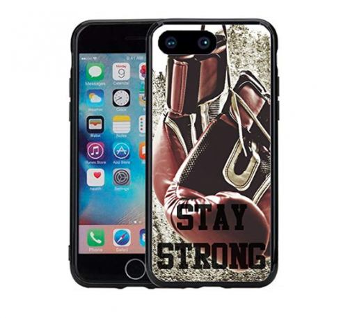 Stay Strong image boxing phone cases