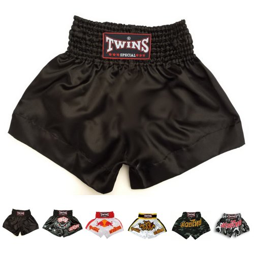 Twins Special satin trunks