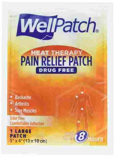 10. WellPatch Heat Therapy