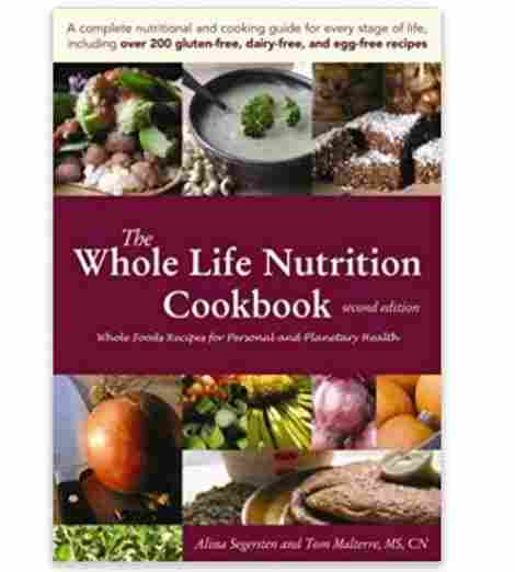 5. Whole Life Nutrition Cookbook