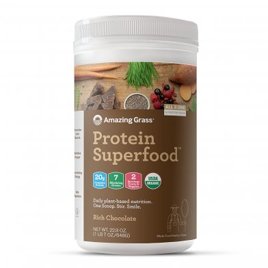 An In Depth Review of Amazing Grass Protein Superfood in 2018