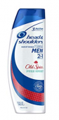 Head and Shoulders with Old Spice