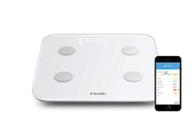 iHealth Core Smart Scale for reliable accuracy