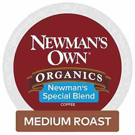 7. Newman's Own Special Blend