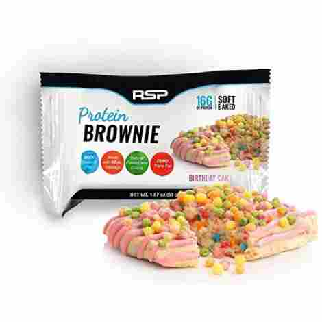 9. RSP Protein Brownie