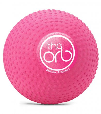 Orb, a good massage ball for use at home to achieve effective massage
