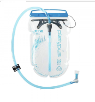 Platypus Big Zip Water Reservior which gives reliable and user friendly hyration capacity for runners