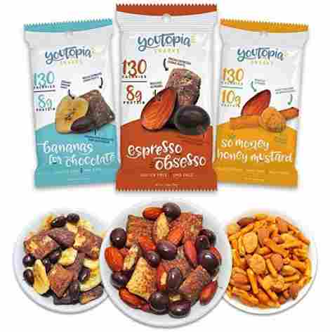 6. Youtopia Snacks